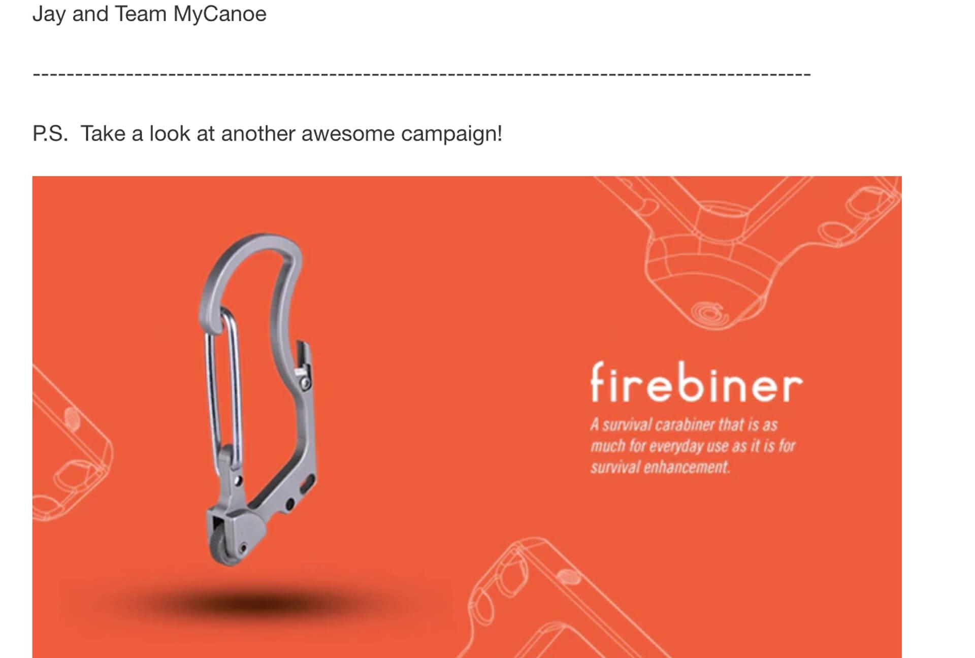 Crowdfunding Agency Case Study – $109,000 for MyCanoe!